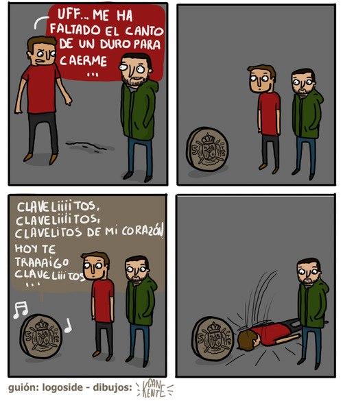 Juansaman López shared El humor absurdo es la base de mi educación's photo.