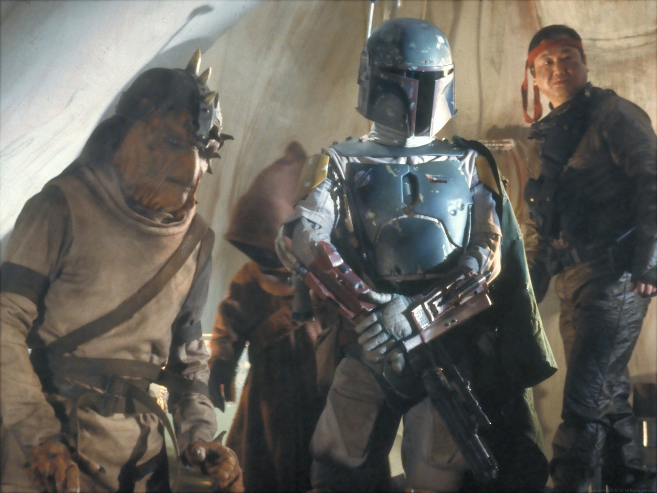 Bounty Hunters time %tag