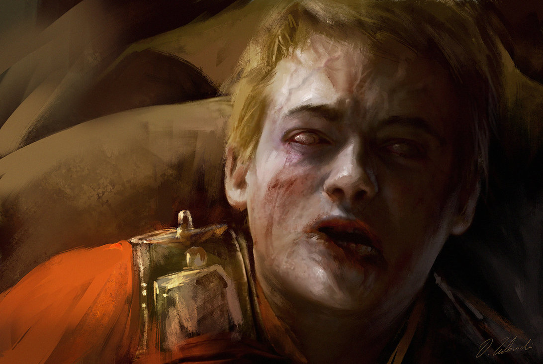 Dead Joffrey Baratheon Dareck Zabrocki